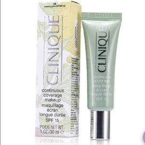 Clinique Creamy Glow 08 Continuous Coverage Makeup